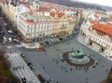 Zajímavá místa v Praze